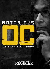 Notorious OC by Larry Welborn