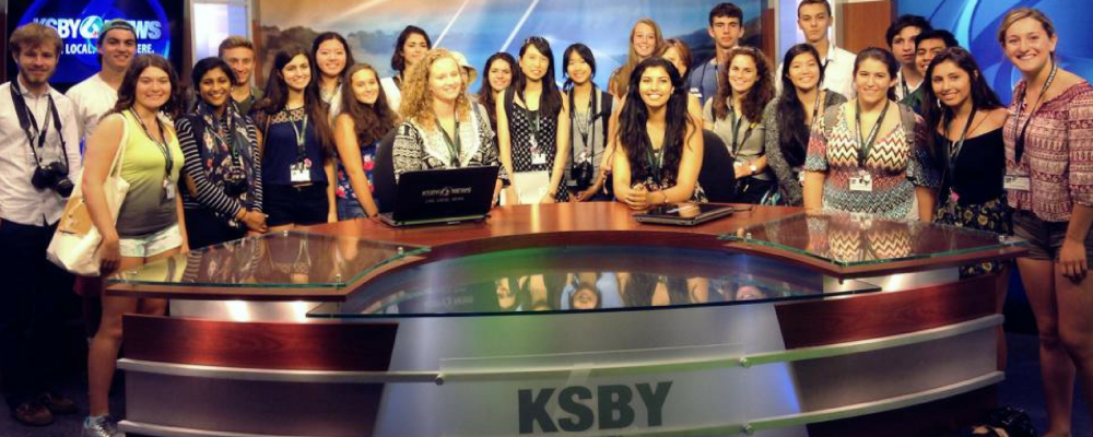 CSPA Workshop TV Tour